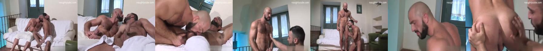 Cum połknąć porno gej