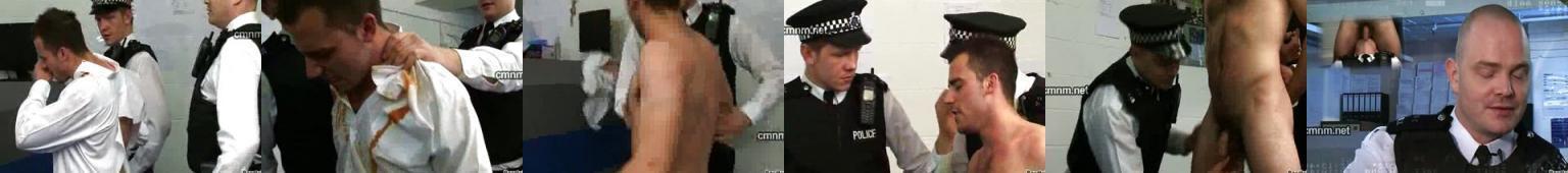 Przeszukanie na policji